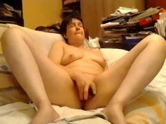 wife cums