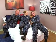 hot navy
