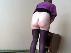 caned wife